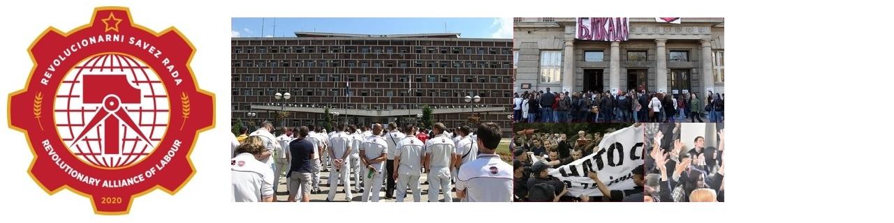 Revolucionarni savez rada Srbije